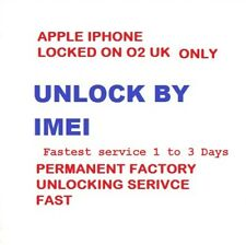 UNLOCK IPHONE 4/5/5C/5S/SE/6/6+/6S/6S+/7/7+ O2 UK Tesco Clean imei Fast Service