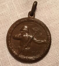 Italian Italy World War One 1 Bronze Medal Or Medallion