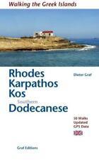 Rhodes, Karpathos, Kos, Southern Dodecanese von Dieter Graf (2011, Kunststoffeinband)