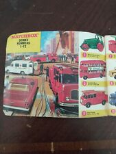 Matchbox Catalog 1966
