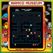 Namco Museum VINYL / LP - Arcade Greatest hits - Neuf