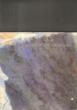 HAROLD BUDD / BRIAN ENO - the pearl LP
