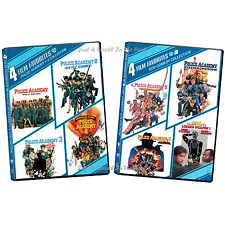 Police Academy: Complete Classic Movies Series 1 2 3 4 5 6 7 Box/DVD Set(s) NEW!