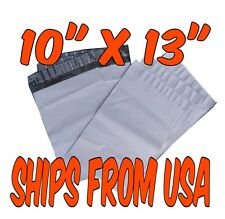 Poly Mailers Polly 10x13 Shipping Envelope Self Sealing Plastic Mailing Bags Usa