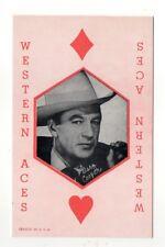 Gary Cooper 1970's Western Aces Exhibit Arcade Card