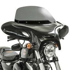Street 500//750 Cupolino Carena Batwing blk per Harley Night-Rod//Special