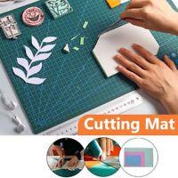 Multifunction A1 A3 Self Healing Pu Leather Cutting Mat Board Sculpture DIY