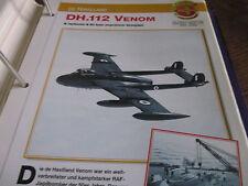 Faszination 4 50 De Havilland DH 112 Venom Jäger