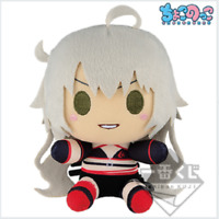 NEW Fate Grand Order FGO Ichiban Kuji A Jeanne D'Arc Alter Plush Stuffed Toy F/S