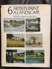 6 Artists Paint a landscape - Charles M. Daugherty editor