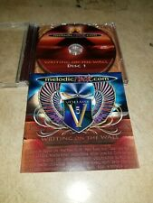 Melodic Rock.com Writing On The Wall  Volume 5 2 Disc CD Melodic Metal AOR