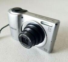Canon PowerShot A810 16 Mp Point & Shoot Digital Camera Silver