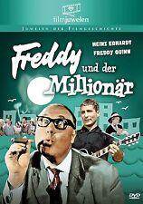 Freddy und der Millionär - mit Heinz Erhardt & Freddy Quinn - Filmjuwelen DVD