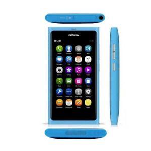 """Original Unlocked Nokia N9 N9-00 - 3.9"""" 3G Wifi 16GB 8MP NFC MeeGo Smartphone"""