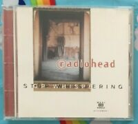 Radiohead STOP WHISPERING US CD Maxi Single - 4 Tracks - Great Shape - US Seller