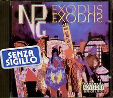 """NPG """" EXODUS """" CD NUOVO DI NEGOZIO (NEW POWER GENERATION) PRINCE 1995 EDEL RARO"""