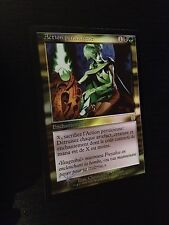 MTG MAGIC APOCALYPSE PERNICIOUS DEED (FRENCH ACTION PERNICIEUSE) NM FOIL