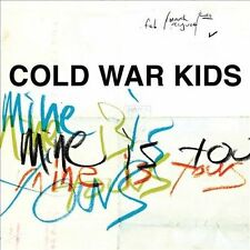 Cold War Kids - Mine Is Yours (Audio CD - 2011) NEW