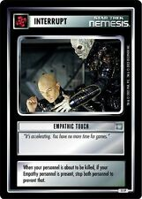 Star Trek CCG All Good Things Empathic Touch 11P