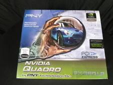 NIB Nvidia Quadro PNY FX 380 LP PCI Express Graphics Board