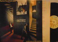 MANFRED MANNS EARTH BAND - Angel Station - VINYL LP + INSERT
