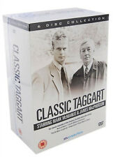CLASSIC TAGGART COLLECTION DVD Box Set Mark McManus James Mac 6 Discs