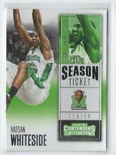 New listing 2016-17 Contenders Draft Picks #36 Hassan Whiteside - Marshall Thundering Herd