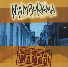 MAMBORAMA - DIRECTAMENTE AL MAMBO (2006 LATIN/SALSA CD)