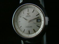 OMEGA Seamaster Baby PloProf Data Automatico Pilot's CAL1002 REF166.090 vintage anni'70