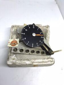 OEM Mercedes Benz VDO W123 Clock 218/46/1 (LEFT MODEL STEERING WHEEL) NOS