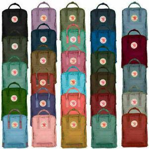 Fjällräven Kanken Rucksack Schule Sport Freizeit Trend Tasche Backpack 2021 DE