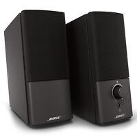 Bose Companion 2 Series III Multimedia Speaker System (Black)