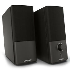 Bose Companion 2 Series III Multimedia Speaker System (Black)