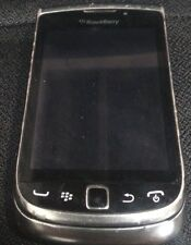 BlackBerry Torch 9810 Silvr Cincinnati Bell -used -fully function Good Condition
