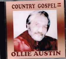 "OLLIE AUSTIN Brand New CD ""COUNTRY GOSPEL"" 14 tracks"