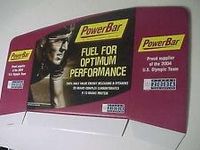Lance Armstrong Tour de France PowerBar Promo DISPLAY