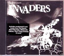 INVADERS compilation (CD) 2006 Saviors, Danava,...