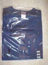 Cherokee Workwear Women's V-Neck 2-Pocket Solid Scrub Top 4700 Size XS Navy Blue