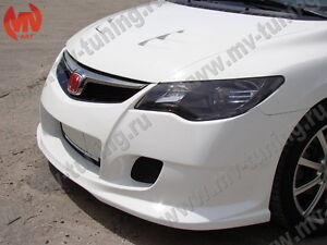 MV-Tuning Sport Hood Body Kit for Acura CSX 2006, 2007, 2008, 2009, 2010,2011-12
