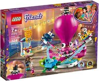 LEGO Friends 41373 - La Divertente Giostra Del Polpo NUOVO