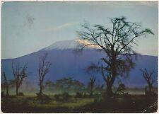 MT.KILIMANJARO KILIMANGIARO (KENYA) 1972