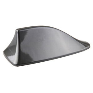1PC Gray Car Decorative Shark Fin Top Roof Antenna Aerial For Universal Car Auto