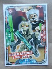 NEW LEGO STAR WARS SERIES 1 TRADING CARD No. 148 GEN GRIEVIOUS BUY 3 GET 1 FREE