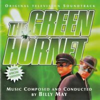 The GREEN HORNET - TV Soundtrack CD - Billy May - New & Sealed