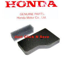 HONDA EB2000I EU2000I Generator Engines AIR CLEANER ELEMENT & PRE FILTER SET KIT