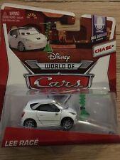VOITURE DISNEY PIXAR CARS Lee Race Chase