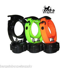 DT Systems Micro iDT Plus Replacement Add-On Remote Dog Collar Black