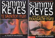Complete Set Series - Lot of 18 Sammy Keyes books by Wendelin Van Draanen (YA)
