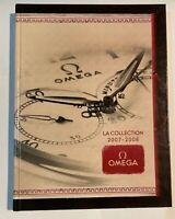 OMEGA La Collection -  2007 - 2008 - Watch Catalogue RARE IN DEALERS ONLY