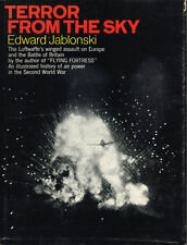 TERROR FROM THE SKY - LUFTWAFFE'S ASSAULT ON EUROPE --  USED